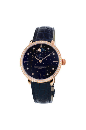 Frederique Constant - Slimline Moonphase Stars Manufacture