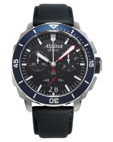 Alpina - Seastrong Diver 300 Chrono